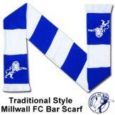 Millwall FC Bar Scarf