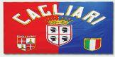 Cagliari Calcio Flag