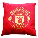 Man Utd Crest Cushion
