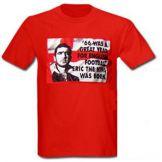 Eric Cantona Legend T-Shirt Manchester United