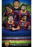 FC Barcelona Players Towel