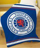 Rangers FC Fleece Blanket
