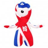 Union Jack Wenlock 2012 London Olympics Mascot