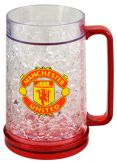 Man Utd Crest Freezer Tankard Manchester United