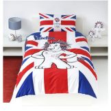 London Olympics Team GB Single Duvet Set