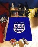England 3 Lions Crest Rug