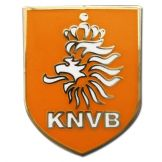 Holland Football Crest Badge