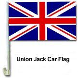 British Union Jack Car Flag