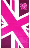 2012 London Olympics Logo Towel