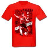 Man Utd Robin van Persie T-Shirt Manchester United