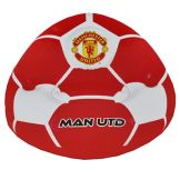 Manchester Utd Crest Inflatable Chair Manchester United