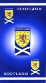 Scotland SFA Crest Towel