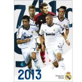 Real Madrid 2013 Calendar