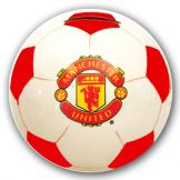 Man Utd Crest Money Box Manchester United