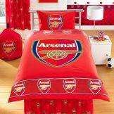 Arsenal FC Single Duvet Set