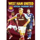 West Ham United 2013 Calendar