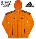 Chelsea FC Windbreak Jacket by Adidas