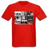Man Utd Munich 1958 Air Disaster T-Shirt Manchester United