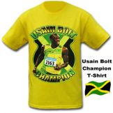 Usain Bolt Olympic Champion T-Shirt