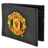Man Utd Crest Leather Wallet Manchester United