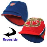 Arsenal FC Reversible Peaked  Hat