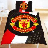 Man Utd Single Duvet Set Manchester United