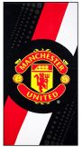 Man Utd Crest Towel