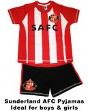 Sunderland AFC Kids Short Pyjamas