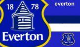 Everton FC Crest Flag