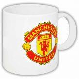 Man Utd Football Crest Mug Manchester United