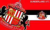 Sunderland AFC Crest Flag