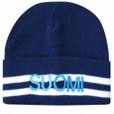 Finland Soumi Football Bronx Hat