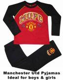 Man Utd MUFC Pyjamas Manchester United