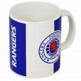 Rangers FC Crest Mug