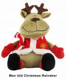 Man Utd Christmas Reindeer Manchester United