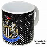 Newcastle Utd Jumbo Mug