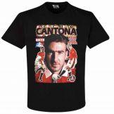 Eric Cantona Man Utd Legend T-Shirt Manchester United