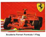 Giant Scuderia Ferrari F1 Flag