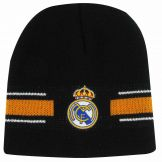 Real Madrid Crest Beanie Hat