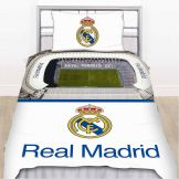 Real Madrid Stadium Single Duvet Set