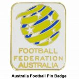 Australia Socceroos Pin Badge