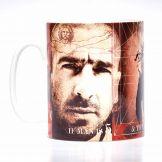 Eric Cantona Man Utd Legend Mug Manchester United