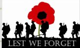 Giant Lest We Forget WW1 Centenary Flag