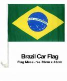 Brazil National Flag for Cars