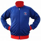 Paris St Germain PSG Zipped Jacket