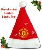 Manchester United Santa Hat Manchester United