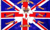 Ulster 6 Counties Flag