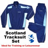 Scotland Adults Tracksuit for Leisurewear or Sport