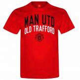 Manchester Utd Old Trafford T-Shirt Manchester United