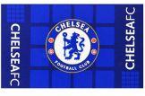 Chelsea FC Crest Flag